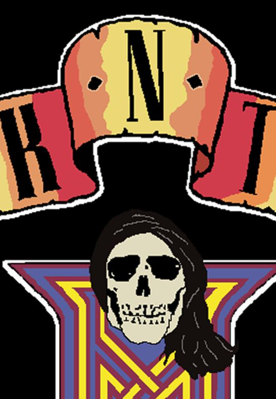 Appetite for Destruction - Inspired by the Tories - Wall Art Print - close-up - MaadWeb