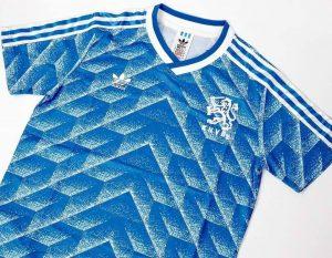 Netherlands Away Kit 88
