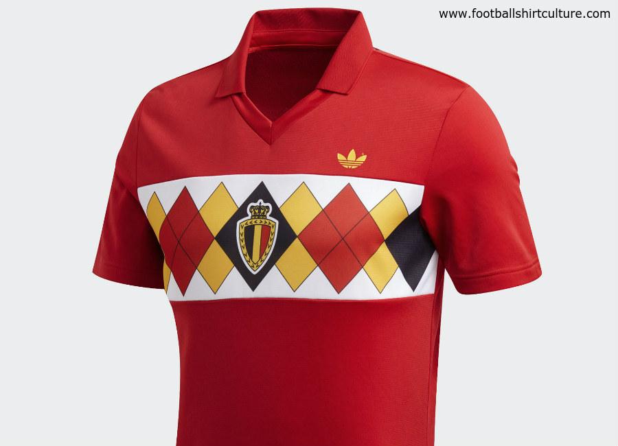 Belgium 84 Kit