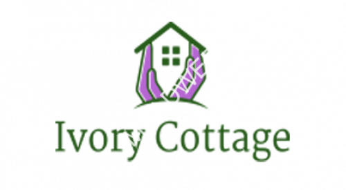 Ivory Cottage Logo - Large